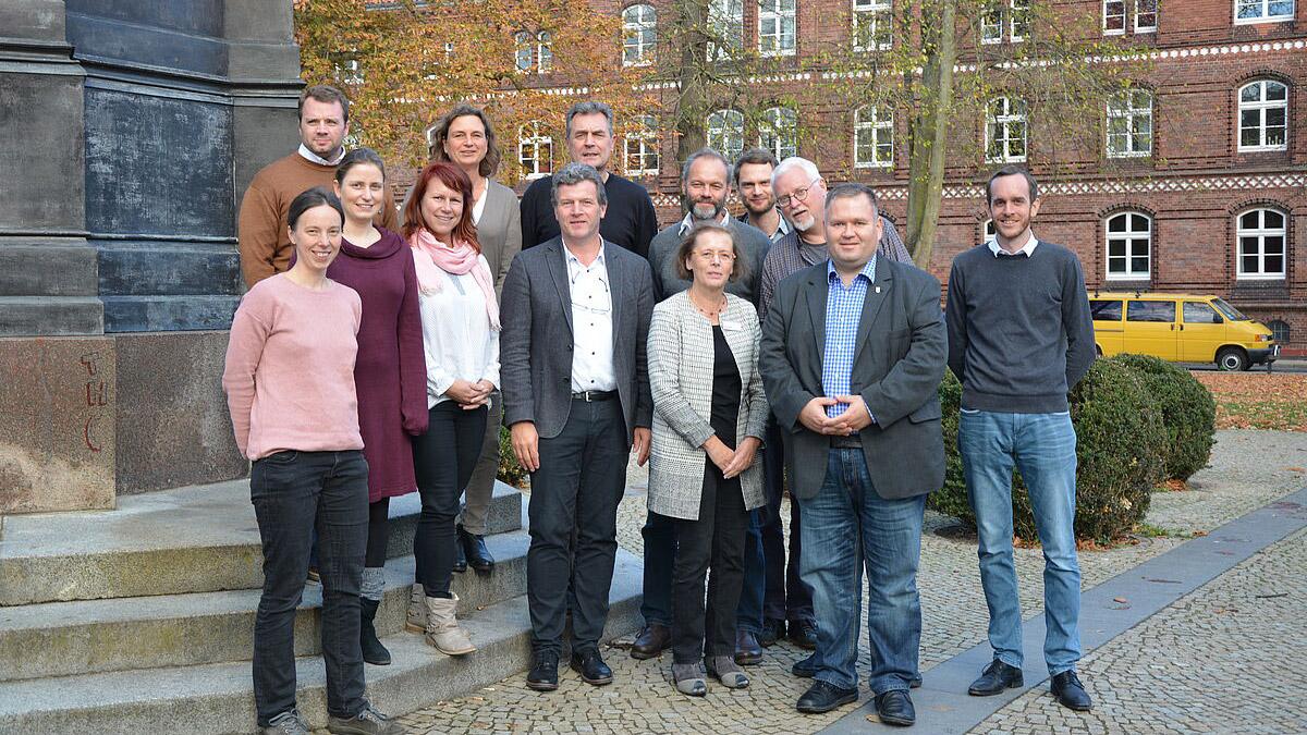 Vorpommern Connect Team