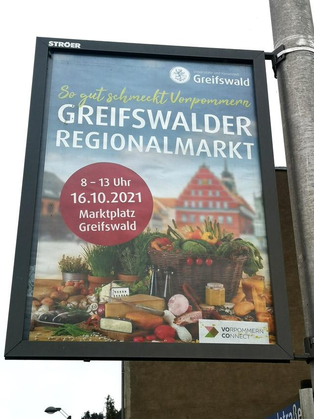 Greifswalder Regionalmarkt